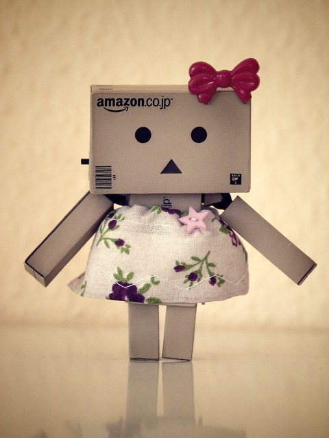 Danbo as a Girl