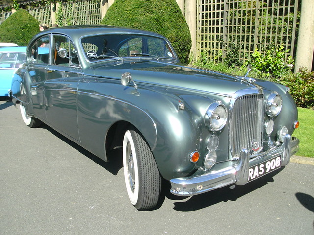 1959 Jaguar Mark IX (Mk9) 3.8 | Flickr - Photo Sharing!