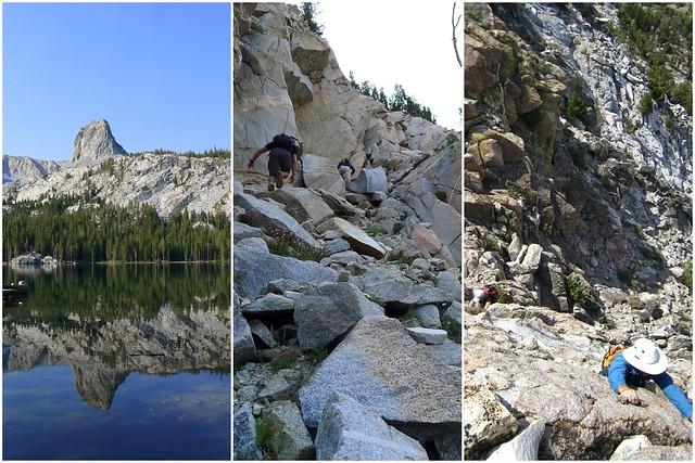 Crystal Crag Climb
