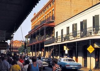 Louisiana   -   New Orleans   -    September 1972