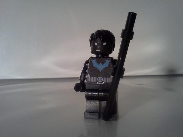 Batman Beyond Lego Sets Flickriver: Most inter...
