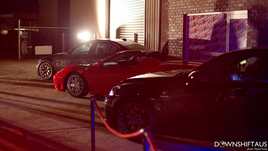 Full Force Racing party