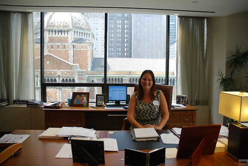 At Roger Goodell's Desk - Really