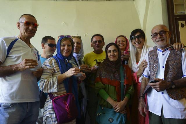 Smallest Teahouse, Haj Ali Darvish Teahouse