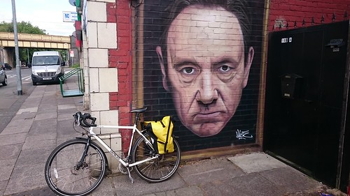 """We need to talk about Kevin"" (Spacey) by Akse p19 crew (2015) #Burnage"