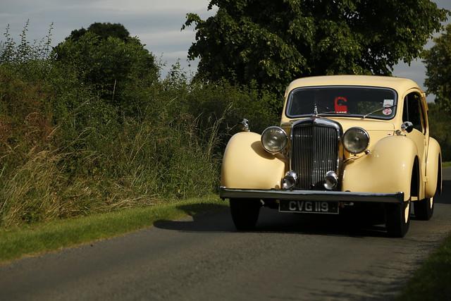 Alvis Special Duncan Coupe - 1947