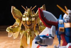 Robot Spirits GF13-017NJII God Gundam 明镜止水 Ver.