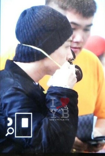 Big Bang - Gimpo Airport - 05jun2015 - Tae Yang - Urthesun - 02