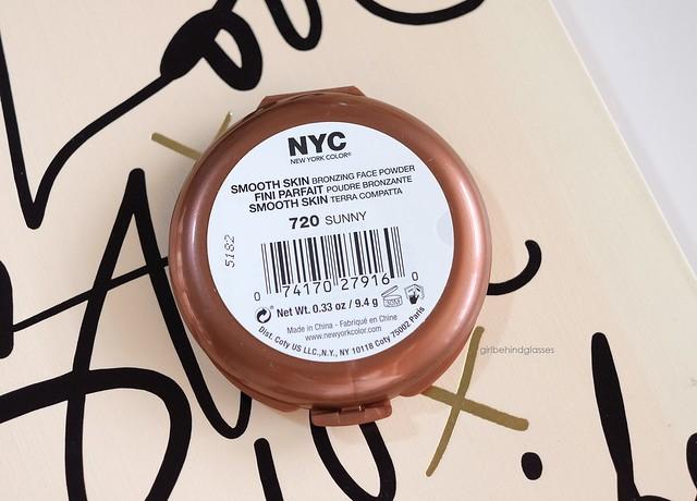 NYC Bronzing Face Powder2