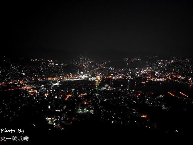 長崎道佐山夜景54