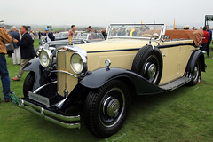 Maybach DS 8 Zeppelin Spohn Cabriolet F 1934 4