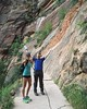 We made it up Walter's Wiggles! #zion #friends #utah @nps @usinterior