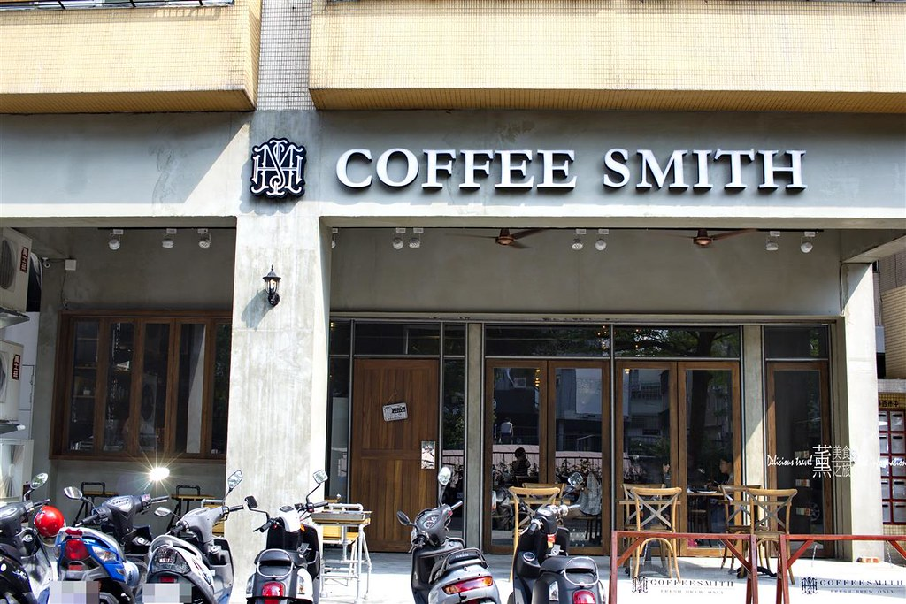 Coffee Smith 台中