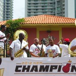 Miami HEAT Victory Parade