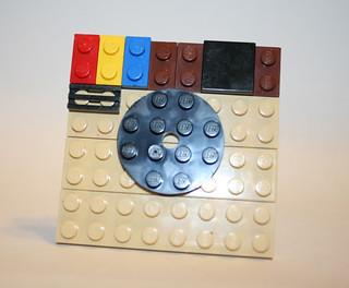 Instagram lego logo