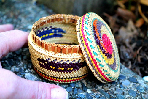 Small Indian Basket | by KaseyEriksen
