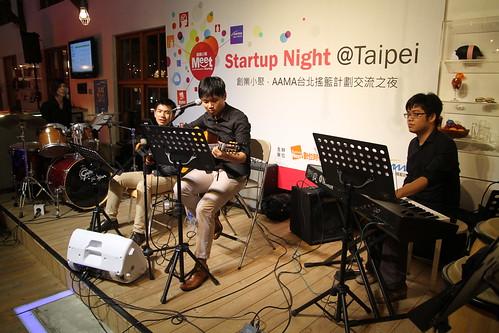 Startup Night @ Taipei