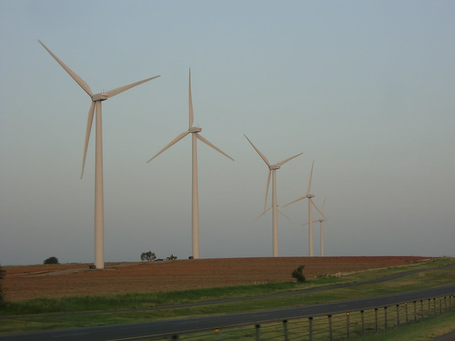 Oklahoma Wind Farm