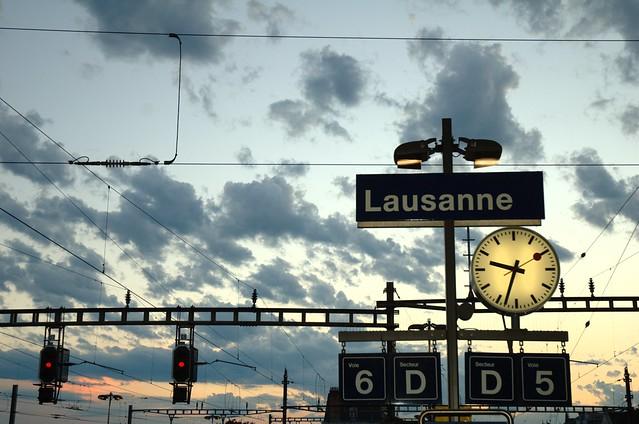 189/366: Lausanne