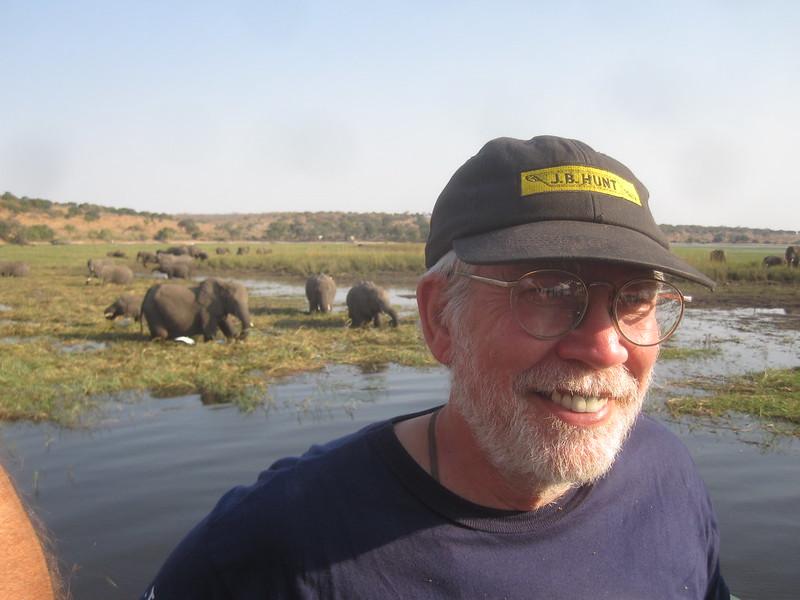Chobe Botswana Tourist Africa
