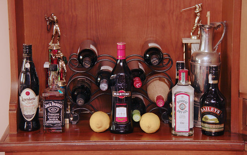 Hamburgerfest 2012 - The Liquor Bar