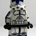 Custom LEGO Phase 2 Clone Trooper Jesse from Season 4