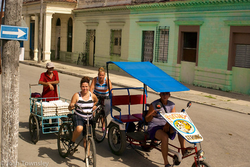 Bicycle scenes from Cuba by Josh Townsley--4