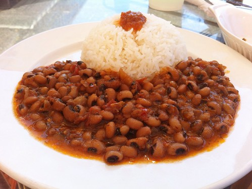 Black-eyed Pea Ragout