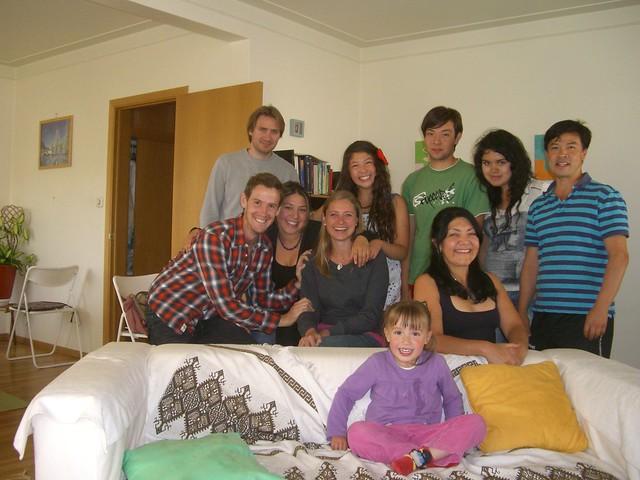 La familia Rodriguez