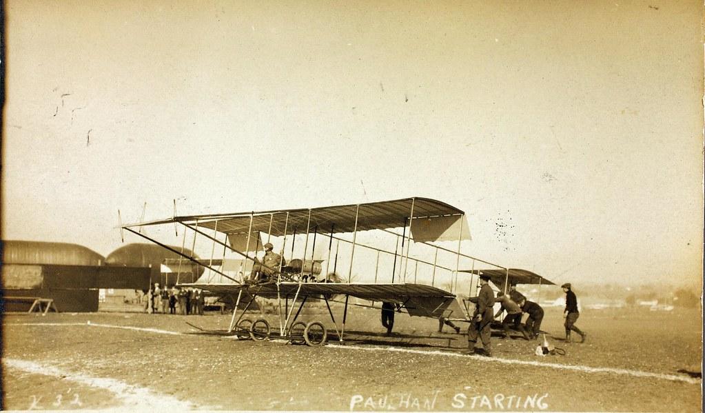 Paulhan, Biplane