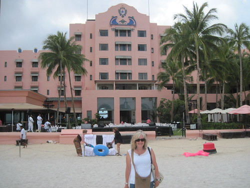 Royal Hawaiian Hotel by Southworth Sailor