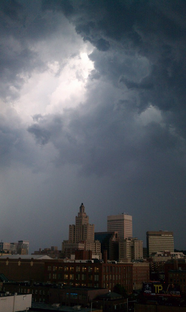 thunderstorns