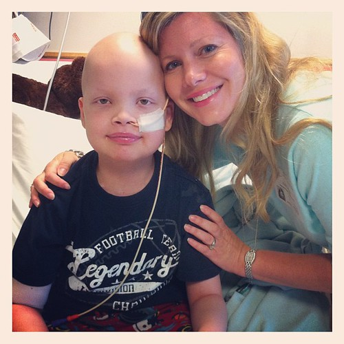 I got to visit Owen today!  He's doing well and it was amazing to get spend some time with him.