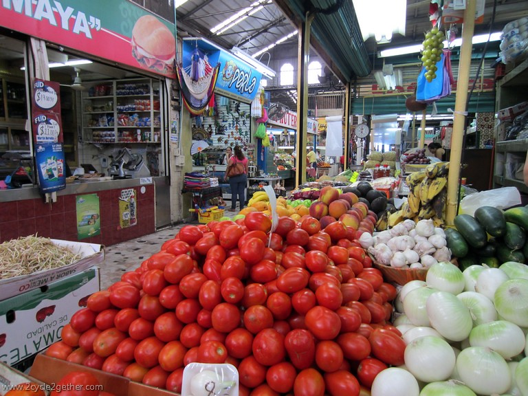 Mazatlan's Centro Market