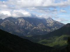 In den Bergen bei Bastelica