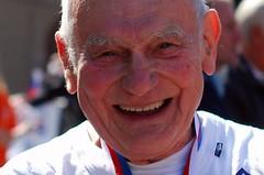 Běh dříve narozených by měl být hlavně o radosti, říká Miloš Škorpil