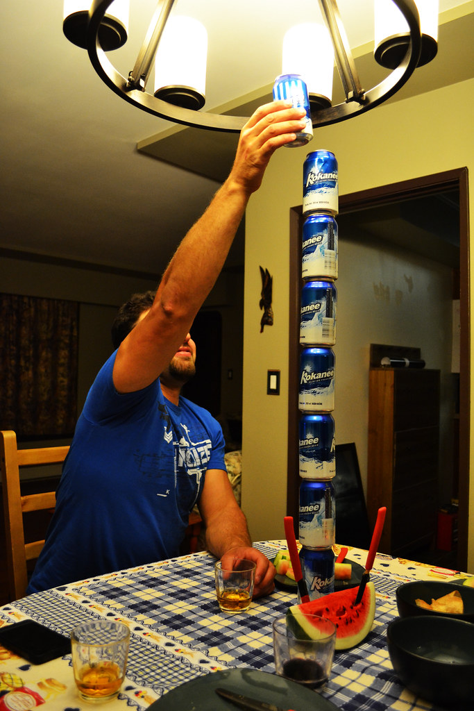 Beer Stacker