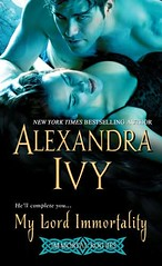 Reprint              My Lord Immortality by Alexandra Ivy