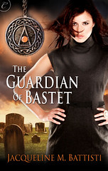 August 20, 2012 by Carina Press                 The Guardian of Bastet by Jacqueline M. Battisti