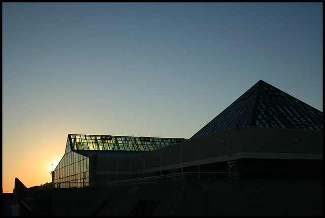 Portsmouth pyramids centre sunset flickr photo sharing for Pyramid swimming pool portsmouth