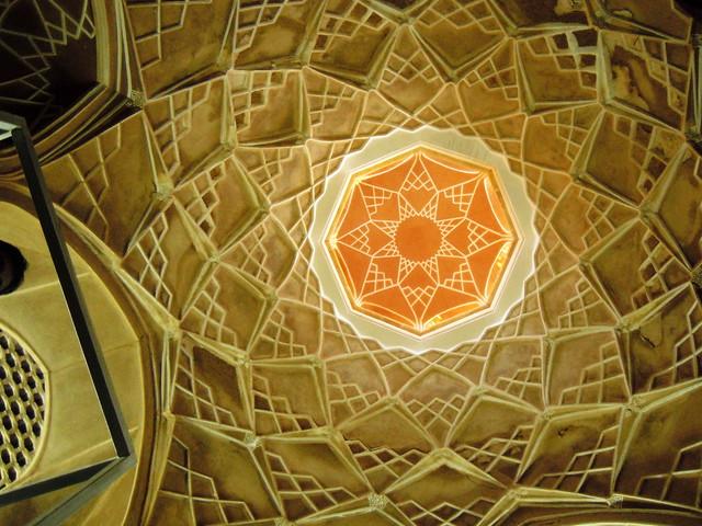 Abbasian house dome