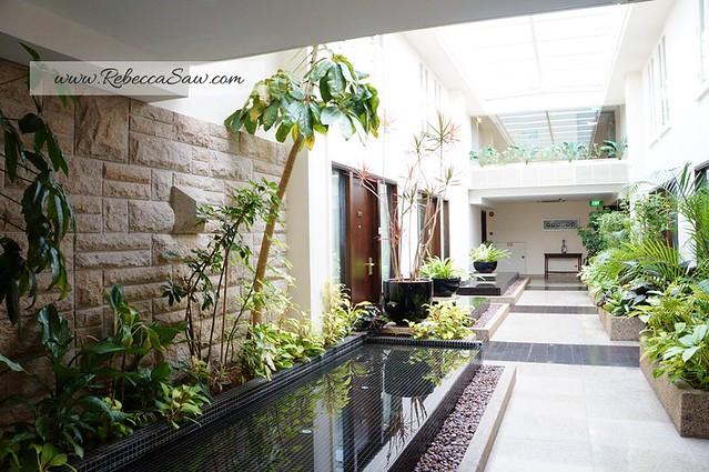 Albert Court Village Hotel - Singapore - hotel review (1)