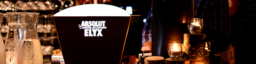 Absolut Elyx Vodka Launch