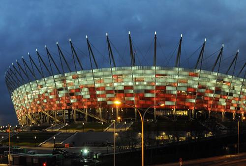 Estadio Nacional Narodowe Centrum Sportu