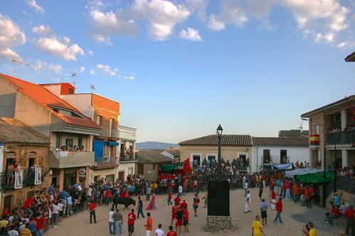 Toros en Mestanza