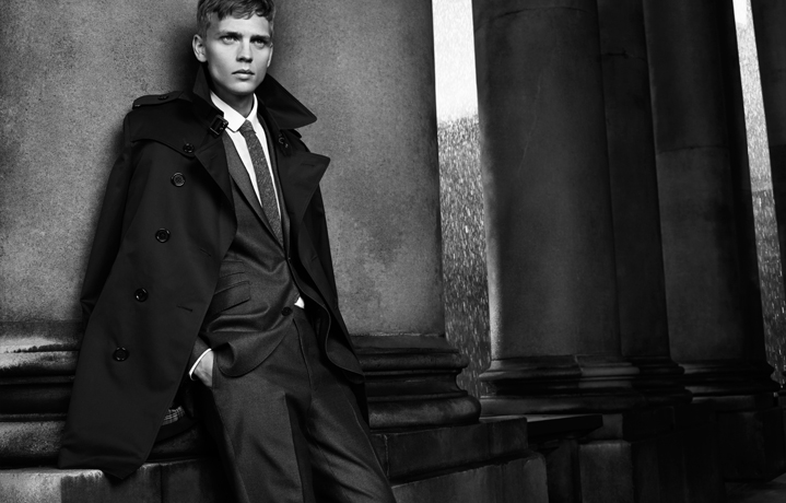 Benjamin Eidem0005_FW12 Burberry Black Label