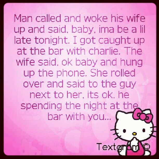 #man #wife #cheating #quoteoftheday #quotes #otherguy #bar