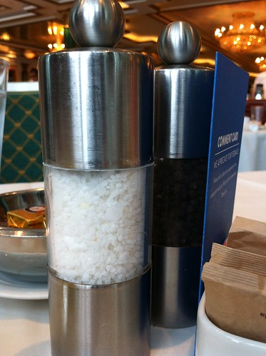 Norwegian Pearl - Summer Palace Condiment Grinders
