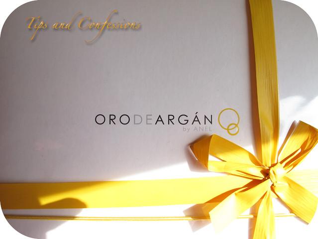 Oro de Argán by Anel