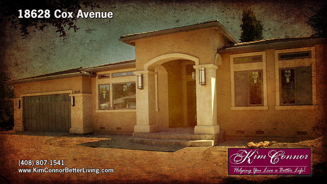 18628 Cox Avenue Elegant Living in Saratoga Home for Sale